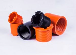 Thread protectors for tubing pipes