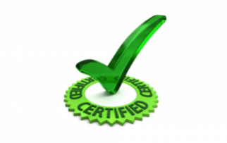 Certification and qualification